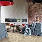 Виниловый пол для дома Quick Step LIVYN BALANCE CLICK Plus Дуб каштан винтажный светлый 40028 под теплый пол, фото 2