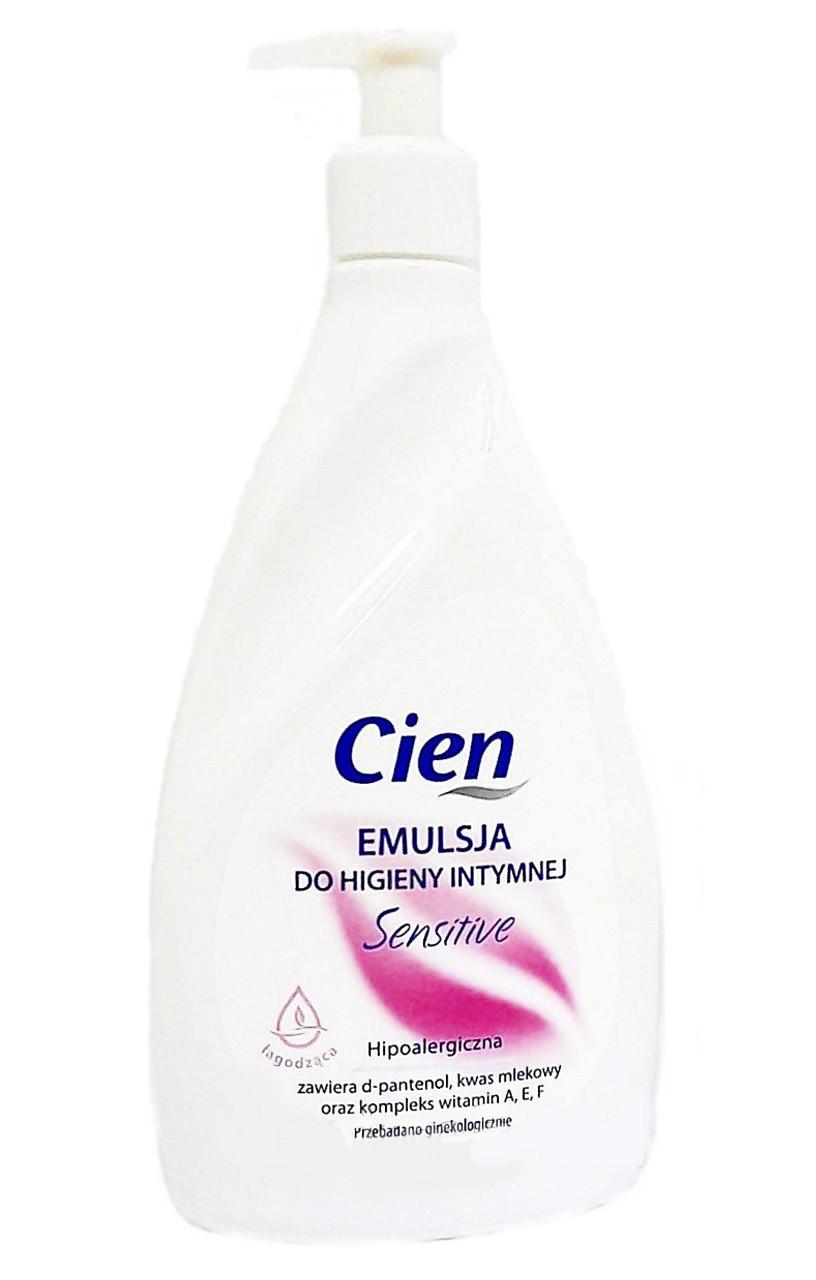 Мило для інтимної гігієни Cien Sensitive 400 мл.