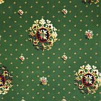 Ковровое покрытие Balta Wiltax Зеленый 2505/40