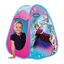 Детская игровая палатка игровой домик Холодное сердце Frozen JohnToys 75144
