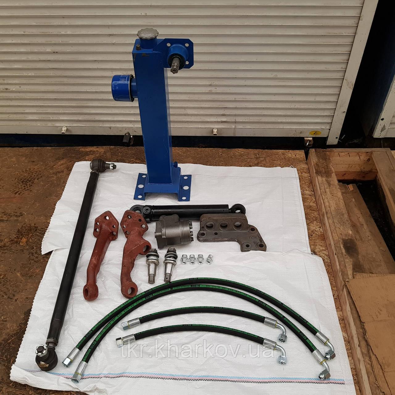 Комплект переоборудования МТЗ-82 насосом дозатором
