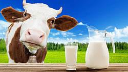 Карта качественного молока в Украине