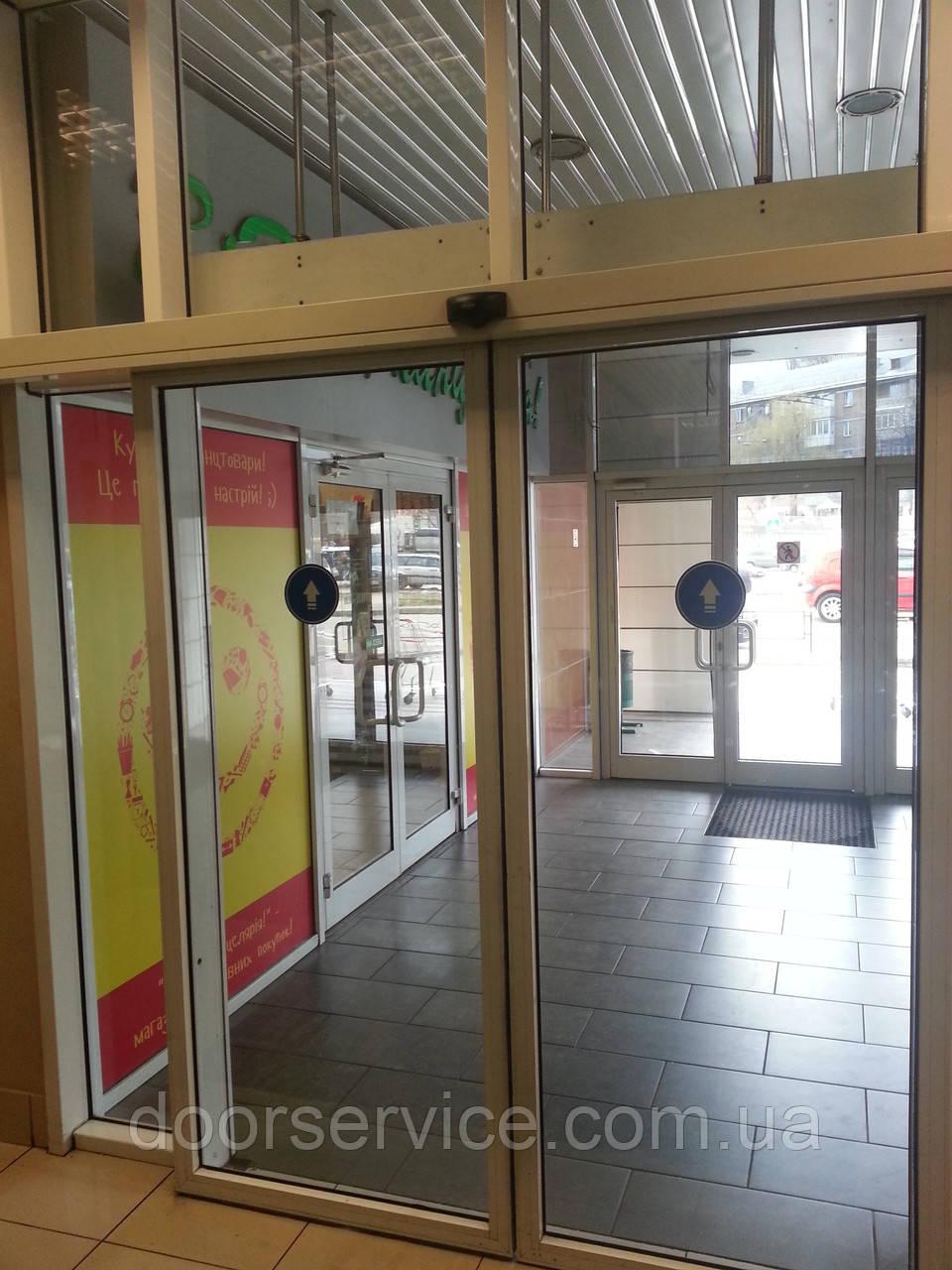 купить автоматические двери