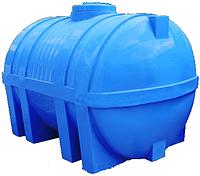 Ёмкость полиэтиленовая горизонтальная двухслойная 5000 литров