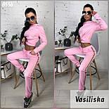 Женский спортивный костюм с капюшоном (в расцветках), фото 7