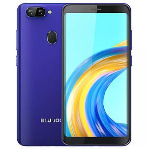 """Смартфон Bluboo D6 Pro Blue 4G 5.5"""" HD 2/16gb MTK6739 And 8.1 + Чехол, фото 2"""