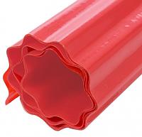 Волнистый шифер Vonoplast  2*20 м. красный, фото 1