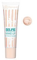 Dermacol Selfie Make-up Primer&Foundaition - База под макияж и тональный крем 2 в 1, тон 1