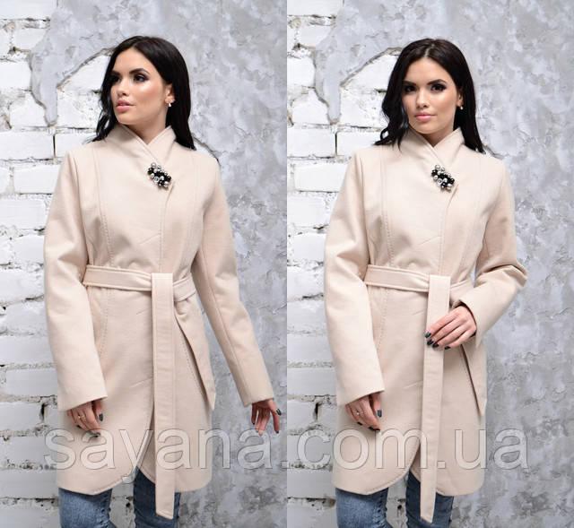 женское весеннее пальто оптом