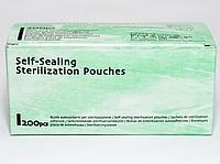 Самогерметизуючі пакети для парової та ЕО стерилізації Steridiamond / 140х260 мм, 200 шт.