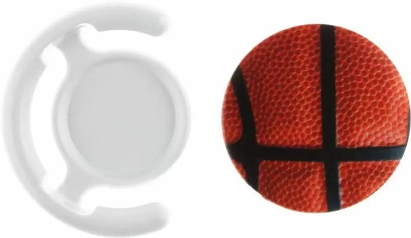 Тримач для телефона TOTO Попсокет (PopSocket) BNS-C 855 Баскитбольний м'яч Білий