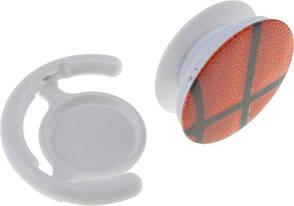 Тримач для телефона TOTO Попсокет (PopSocket) BNS-C 855 Баскитбольний м'яч Білий, фото 2