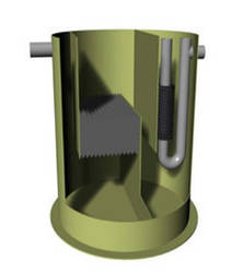 Сепаратори нафтопродуктів AQUALITA-RAIN (тип В)