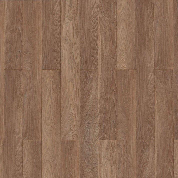Ламинат Classen WIPARQUET Authentic 10 Narrow Дуб коричневый 29853 узкая доска 33 класс с фаской