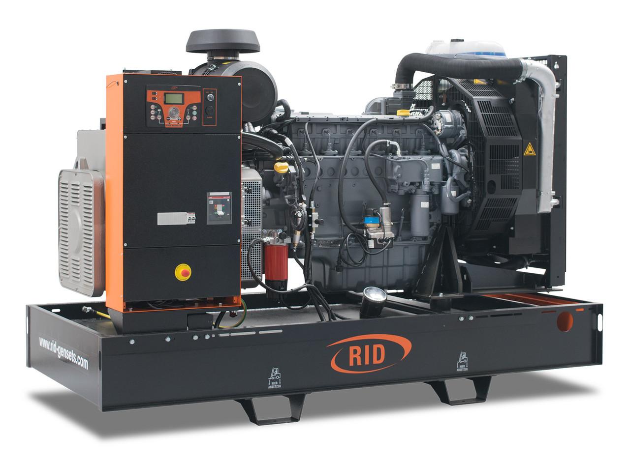 Дизельный генератор RID 250 S-SERIES (200 кВт)