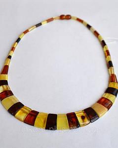 Бусы, браслеты, ожерелья из янтаря (без серебра)