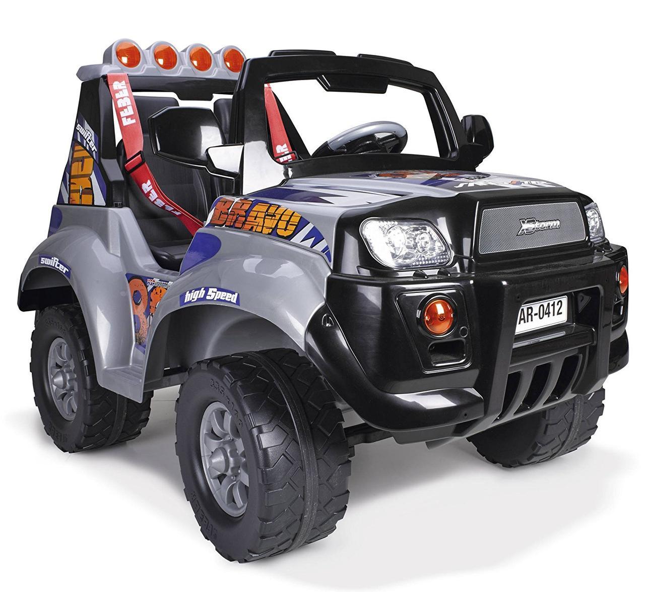 Детский электромобиль X-Storm Bravo 12V Feber 6466