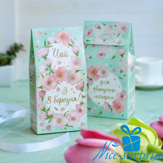 купить вкусный подарок женщинам на 8 марта