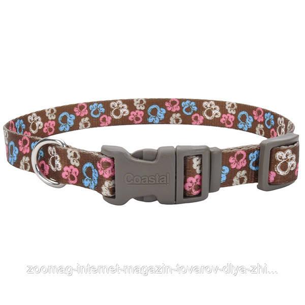 Ошейник нейлоновый для собак (1,5 см.*25-36 см.) Coastal™
