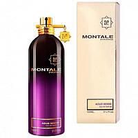 Парфюмированная вода Montale Aoud Sense для мужчин и женщин (оригинал) - edp 100 ml