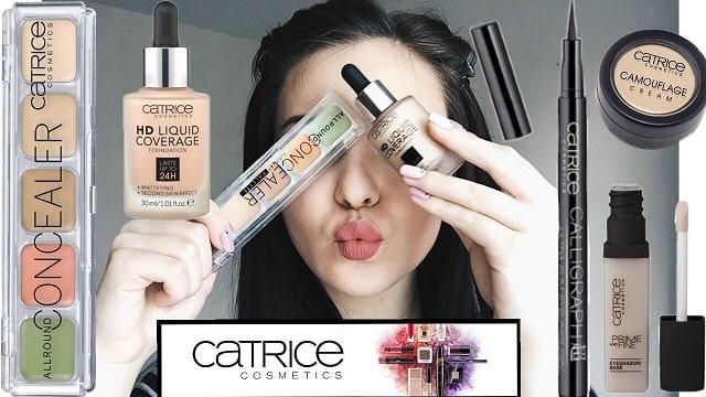 CATRICE - професійна косметика