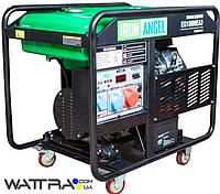 ⭐ Генератор (15 кВт) IRON ANGEL EG15000EA3 + блок автоматики