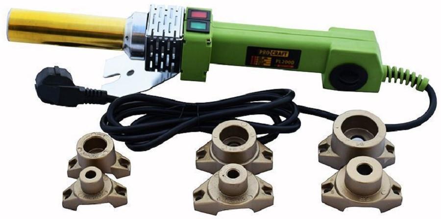 Паяльник для пластиковых труб Procraft PL-2000