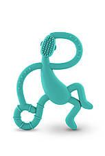 Игрушка-прорезыватель Matchstick Monkey Танцующая Обезьянка (цвет зеленый, 14 см), фото 2