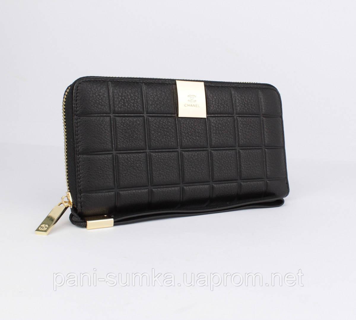285fef844c4c Кошелек женский кожаный на молнии 60019-1 черный, расцветки: продажа ...