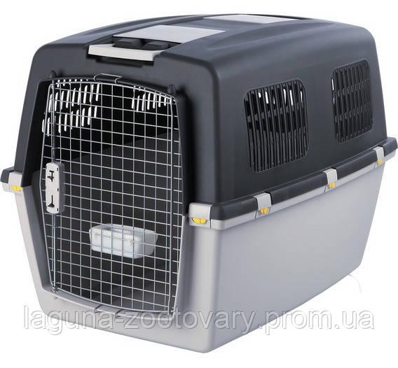 Транспортировочный бокс 64х64х92см для собаки ( до38кг) ГУЛЛИВЕР VI  /АВИА