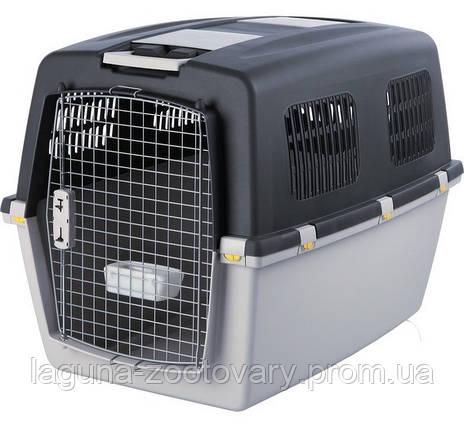 Транспортировочный бокс 64х64х92см для собаки ( до38кг) ГУЛЛИВЕР VI  /АВИА, фото 2