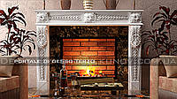 Декоративный каминный портал из Гипса - Terzo Gesso