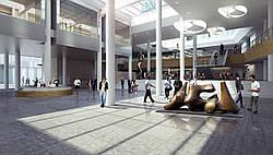 Передпроектні проробки торгових центрів