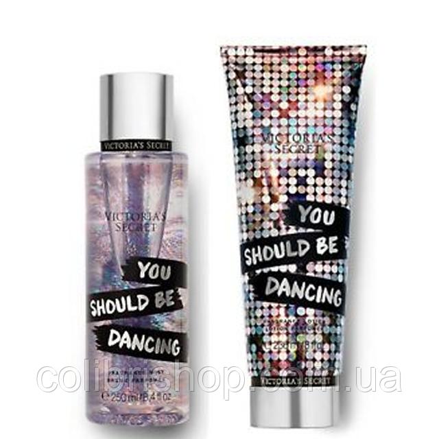 Подарочный набор  для тела You Should Be Dancing от Victoria's Secret
