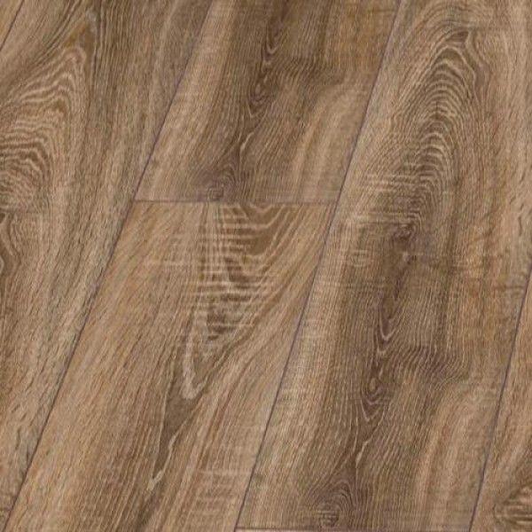 Ламинат Kronopol Parfe Floor 4V Дуб Марсель 4043 для спальни коридора прихожей под теплый пол с фаской