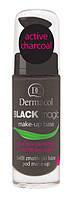 Dermacol Black Magic base - Детоксицирующая база под макияж
