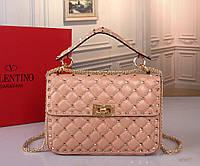 Кожаная сумка Valentino , фото 1