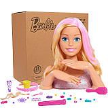 Барби голова манекен, фото 3