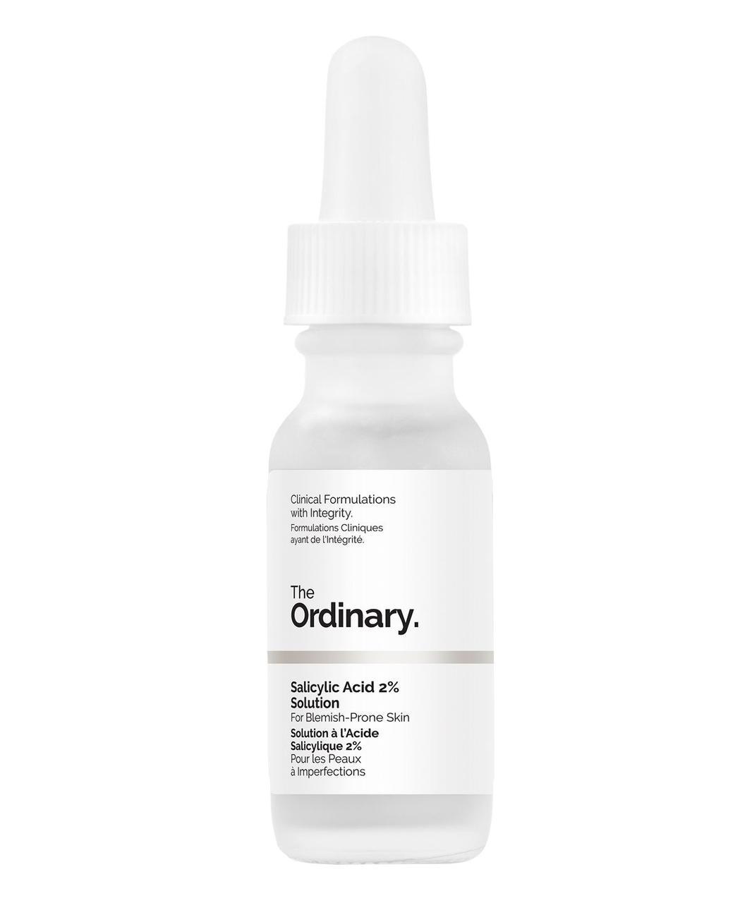 Сыворотка для лица The Ordinary Salicylic Acid 2% Solution