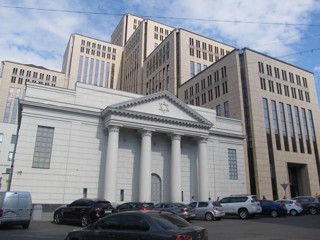 """Культурно-деловой центр """"Менора"""" 64"""