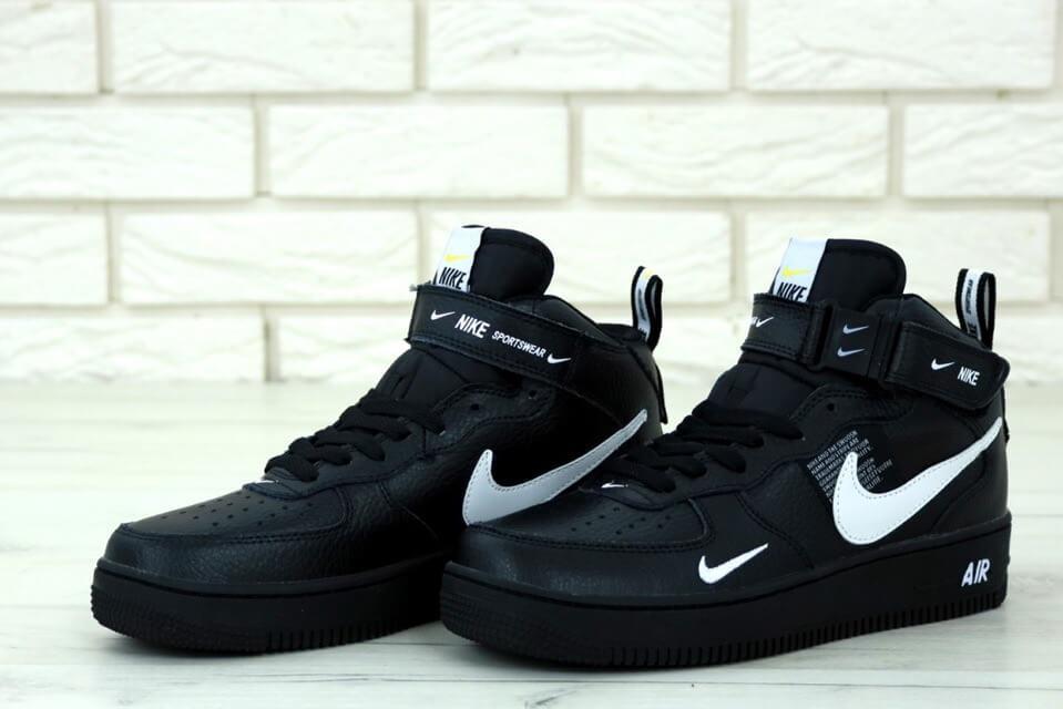 969a9065 Кроссовки Nike Air Force 1 Mid 07 LV8 Utility Pack купить в Киеве ...