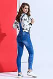 Стильный джинсовый комбинезон 27,29р., фото 2