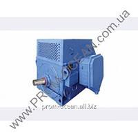 Электродвигатель высоковольтный А-400ХК-6УЗ