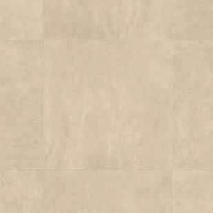 Ламинат для кухни, спальни Quick Step ARTE Кожаная плитка светлая 1401 с фаской под теплый пол