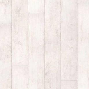 Ламинат влагостойкий для спальни Quick Step CLASSIC Доска тика высветленного белого 1290 с фаской