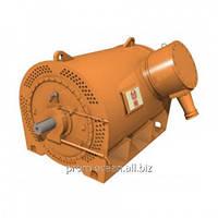 Электродвигатель высоковольтный серии ВАО2, ВАО2У