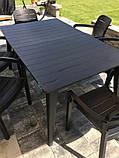 Комплект садових меблів Balima темно-коричневий ( Keter ), фото 9