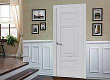 Двери межкомнатные, ламинат