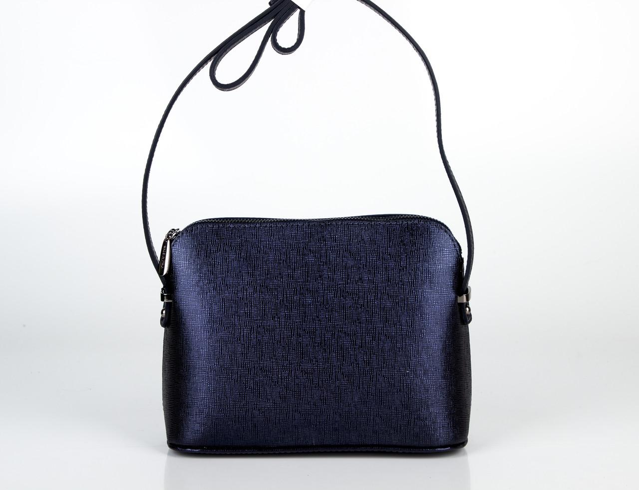 Жіночий клатч ASSA темно синій