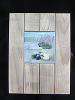 Ключница из дерева на 6 ключей, 235\185